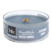 WoodWick petite Evening Onyx