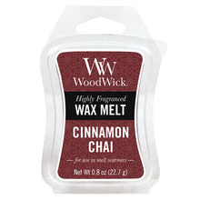 WoodWick vosk Cinnamon Chai