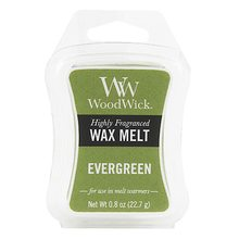 WoodWick vosk Evergreen