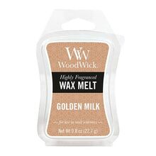WoodWick vosk Golden Milk