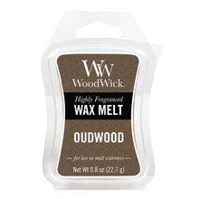 WoodWick vosk Oudwood
