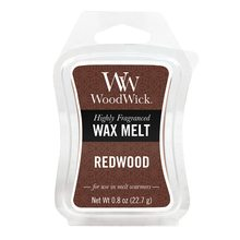 WoodWick vosk Redwood