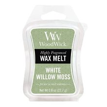 WoodWick vosk White Willow Moss