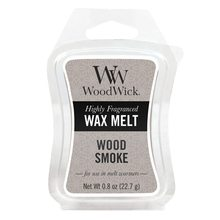 WoodWick vosk Wood Smoke