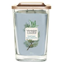 Yankee candle Elevation 2 knoty Coastal Cypress