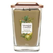 Yankee candle Elevation 2 knoty Pear & Tea Leaf