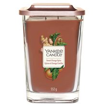 Yankee candle Elevation 2 knoty Sweet Orange Spice