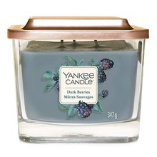 Yankee candle Elevation 3 knoty Dark Berries