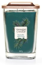 Yankee candle Elevation sklo velké 2 knoty Frosted Fir