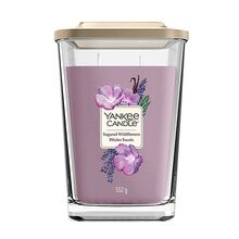 Yankee candle Elevation sklo velké 2 knoty Sugared Wildflowers