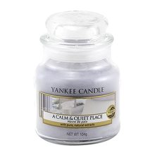 Yankee candle sklo1 A Calm & Quiet Place