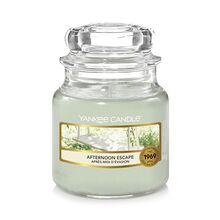 Yankee candle sklo1 Afternoon Escape