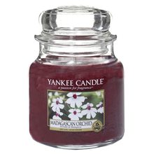 Yankee candle sklo2 Madagascan Orchid