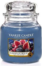 Yankee candle sklo2 Mulberry & Fig Delight