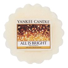 Yankee candle vosk All is Bright