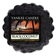 Yankee candle vosk Black Coconut