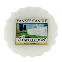 Yankee candle vosk Clean Cotton