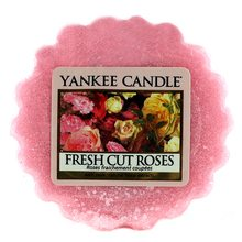 Yankee candle vosk Fresh Cut Roses