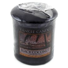 Yankee candle votiv Black Coconut