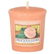 Yankee candle votiv Delicious Guava