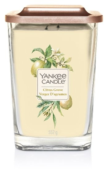 Yankee candle Elevation 2 knoty Citrus Grove