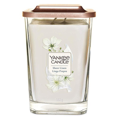 Yankee candle Elevation 2 knoty Sheer Linen