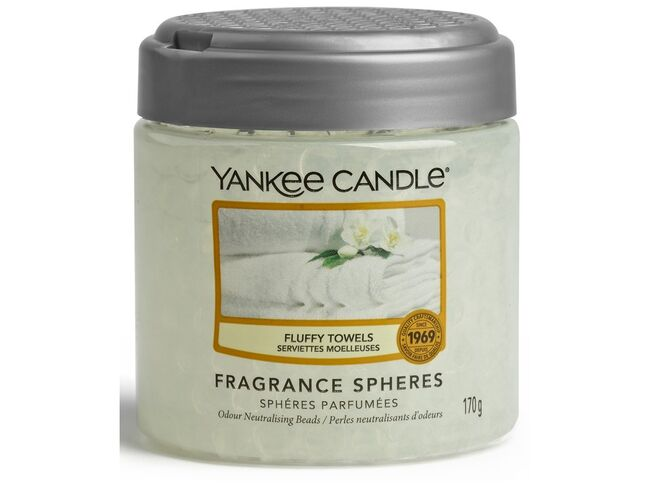 Yankee candle Fragrance Spheres Fluffy Towels
