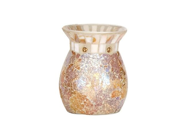 Yankee candle Gold And Pearl Crackle Aromalampa