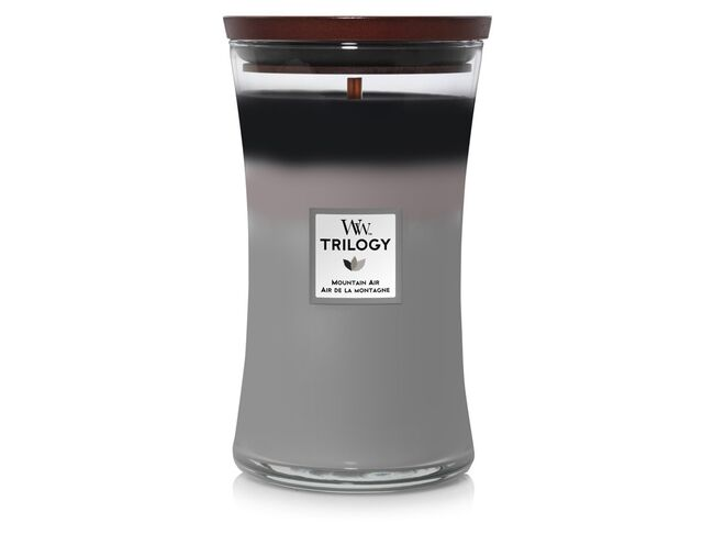 WoodWick Trilogy Mountain Air