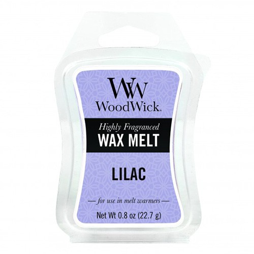 WoodWick vosk Lilac