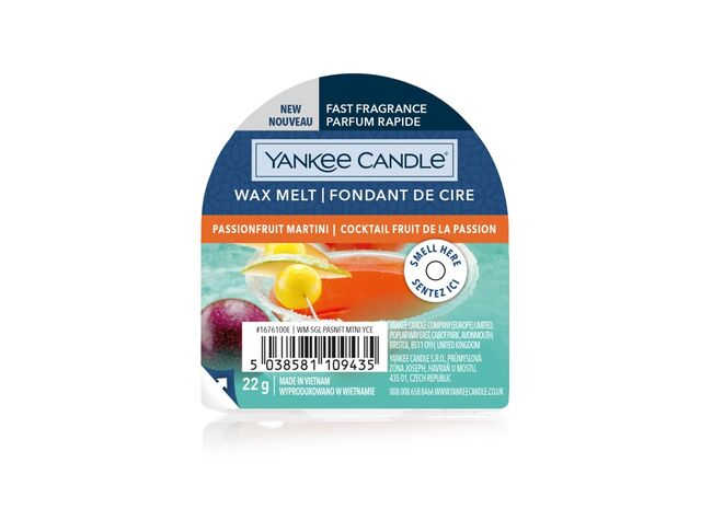 Yankee candle vosk Passionfruit Martini