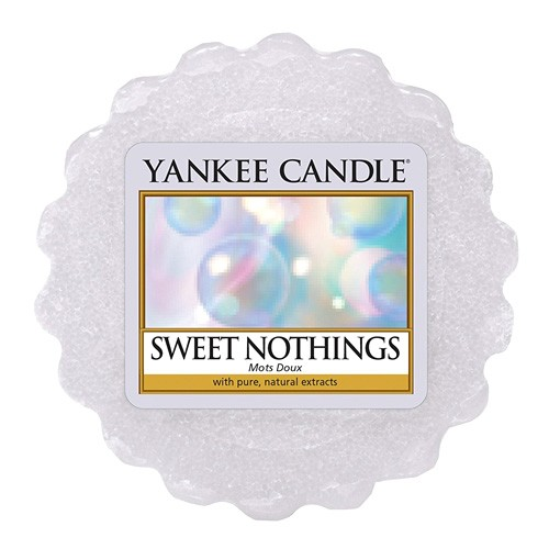 Yankee candle vosk Sweet Nothings