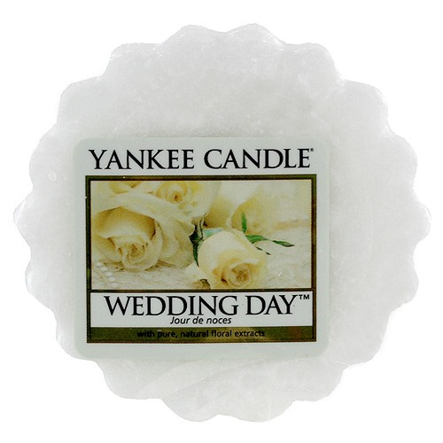 Yankee candle vosk Wedding Day